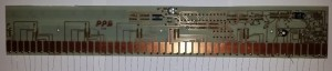 PPG 1020 keyboard PCB solder side